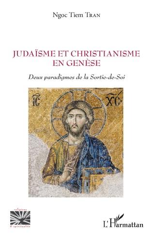 Couverture Judaïsme et christianisme en genèse