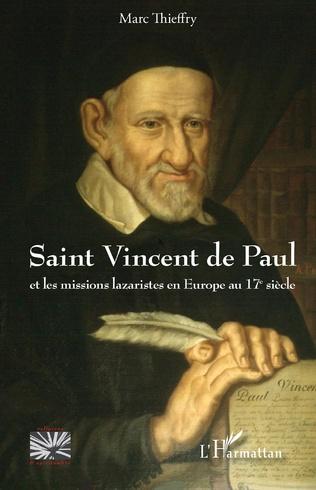 Couverture Saint Vincent de Paul