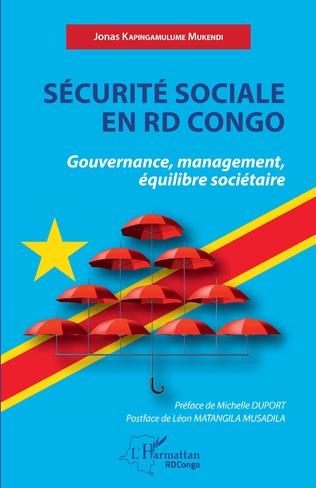 Couverture Sécurité sociale en RDC