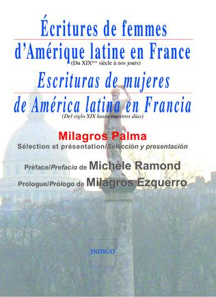Couverture Ecritures de femmes d'Amérique latine en France / Escrituras de mujeres de America latina en Francia