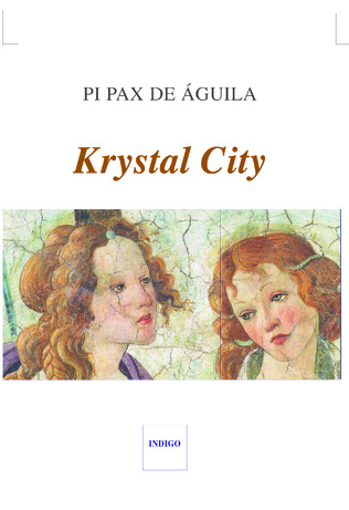 Couverture Krystal city