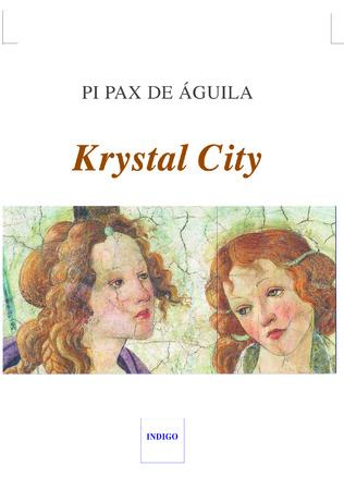 Couverture Krystal city