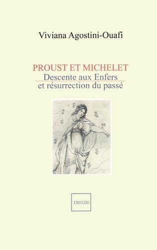 Couverture Proust et Michelet