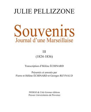 Couverture Souvenirs (Tome 3) 1824-1836