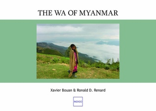 Couverture The Wa of Myanmar