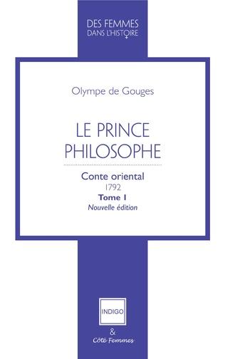 Couverture Le Prince philosophe
