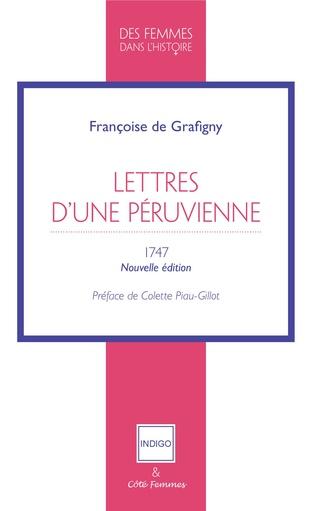 Couverture Lettres d'une Péruvienne