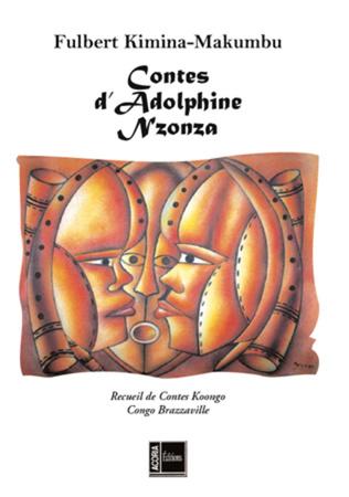 Couverture Contes d'Adolphine Nzonza
