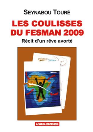Couverture Les coulisses du Fesman 2009