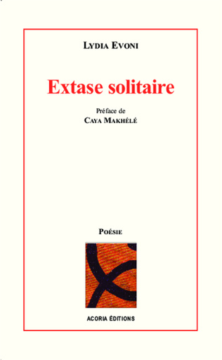 Couverture Extase solitaire