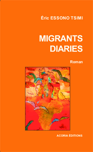 Couverture Migrants diaries