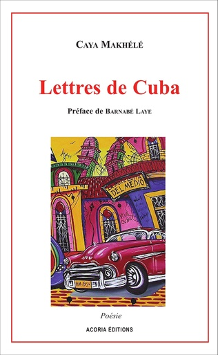 Couverture Lettres de Cuba