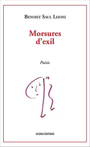 Couverture Morsures d'exil   poésie