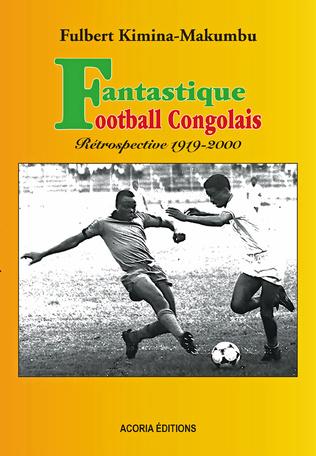 Couverture Fantastique Football Congolais