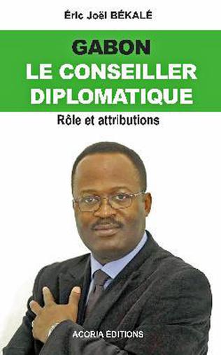 Couverture Gabon, le Conseiller diplomatique