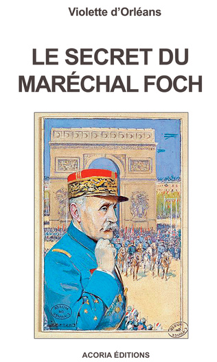 Couverture Le secret du maréchal Foch