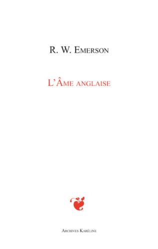 Couverture L'Âme anglaise