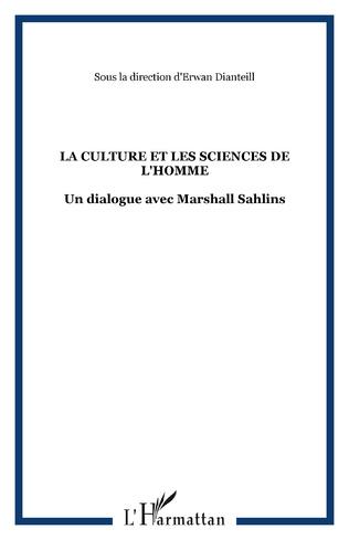 Couverture La culture et les sciences de l'homme