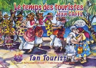 Couverture Le temps des touristes