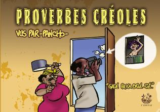 Couverture Proverbes créoles  Volume 6