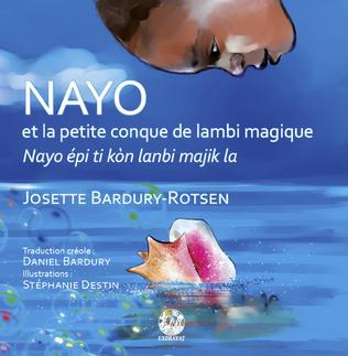 Couverture Nayo et la petite conque de lambi magique