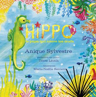 Couverture Hippo le papa qui couve les oeufs