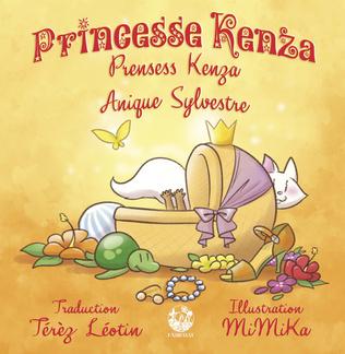 Couverture Princesse Kenza / Prensess Kenza