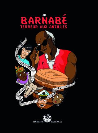 Couverture Barnabé