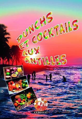 Couverture Punchs et cocktails aux Antilles