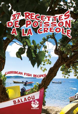 Couverture 37 recettes de poisson à la créole