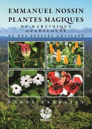 Couverture Plantes magiques de Martinique Guadeloupe et des Petites Antilles