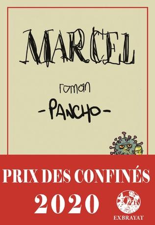 Couverture Marcel