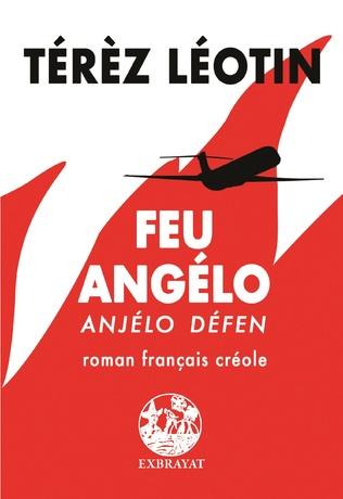 Couverture Feu Angélo - Anjélo défen