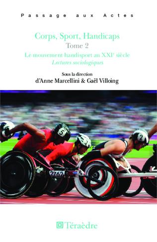 Couverture Corps, Sport, Handicaps Tome 2