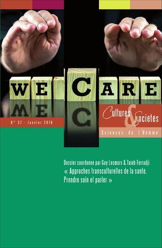 Couverture Approches transculturelles de la santé