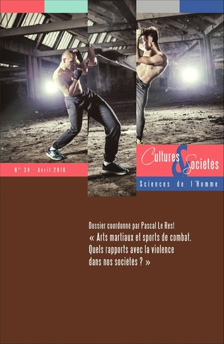 Couverture Arts martiaux et sports de combat.