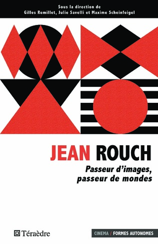 Couverture Jean Rouch