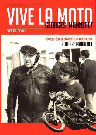 Couverture Vive la moto