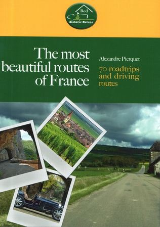 Couverture The most beautiful routes of France