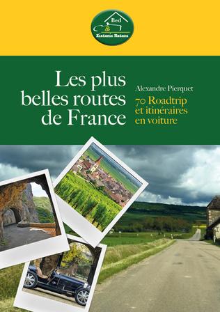 Couverture Les plus belles routes de France