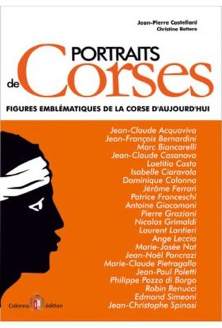 Couverture Portraits de Corses
