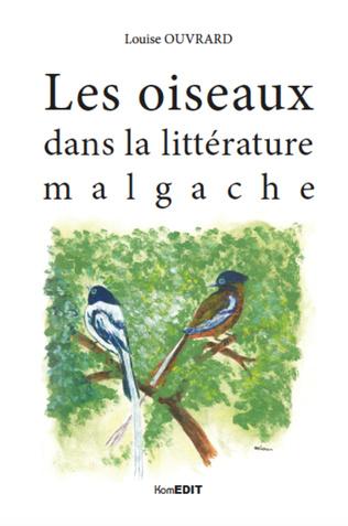 Couverture Les oiseaux dans la litterature malgache