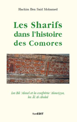 Couverture Les Sharifs dans l'histoire des Comores