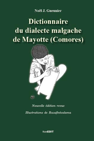 Couverture Dictionnaire du dialecte malgache de Mayotte (Comores)