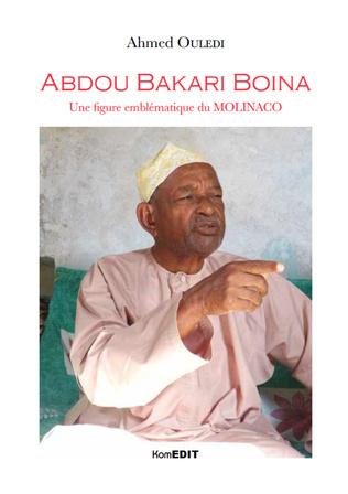 Couverture Abdou Bakari Boina