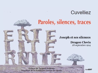 Couverture Paroles, silences, traces