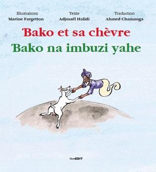 Couverture Bako et sa chèvre