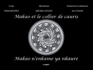 Couverture Makao et le collier de Cauris