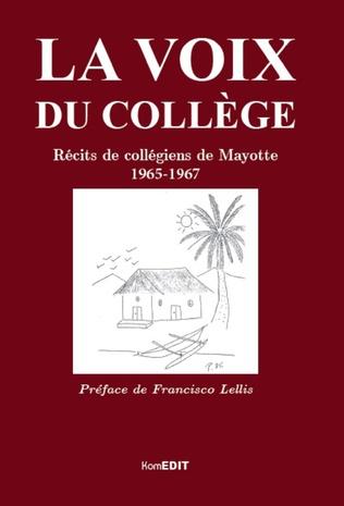 Couverture La VOIX DU COLLEGE