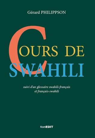 Couverture Cours de swahili
